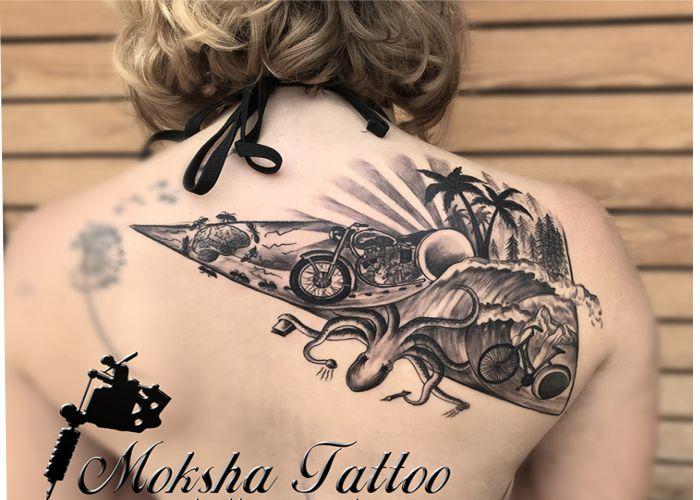 Front_banner-Tattoo-studio-goa best tattoo studio goa Best Tattoo Studio Goa, Safe, Hygienic | Moksha Tattoo Front banner