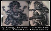 gupta-tattoo-goa-studio best tattoo studio goa Best Tattoo Studio Goa, Safe, Hygienic | Moksha Tattoo gupta tattoo goa studio