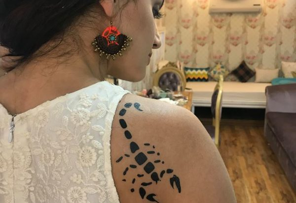 Best Tattoo Artist Goa  Best Tattoo Artist Goa, Moksha Tattoo Studio, Calangute, Goa 03 600x413 best tattoo studio goa Best Tattoo Studio Goa, Safe, Hygienic | Moksha Tattoo 03 600x413