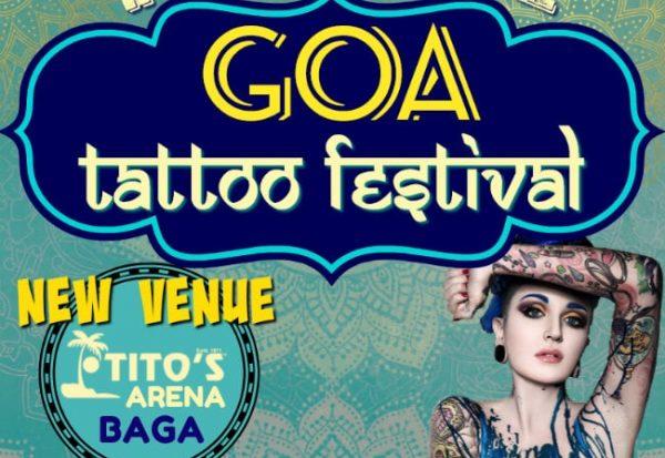 Moksha-_toottoo_festival goa tattoo festival A day to go for 3rdInternationalGoa Tattoo Festival. Moksha  toottoo festival 600x413 best tattoo studio goa Best Tattoo Studio Goa, Safe, Hygienic | Moksha Tattoo Moksha  toottoo festival 600x413