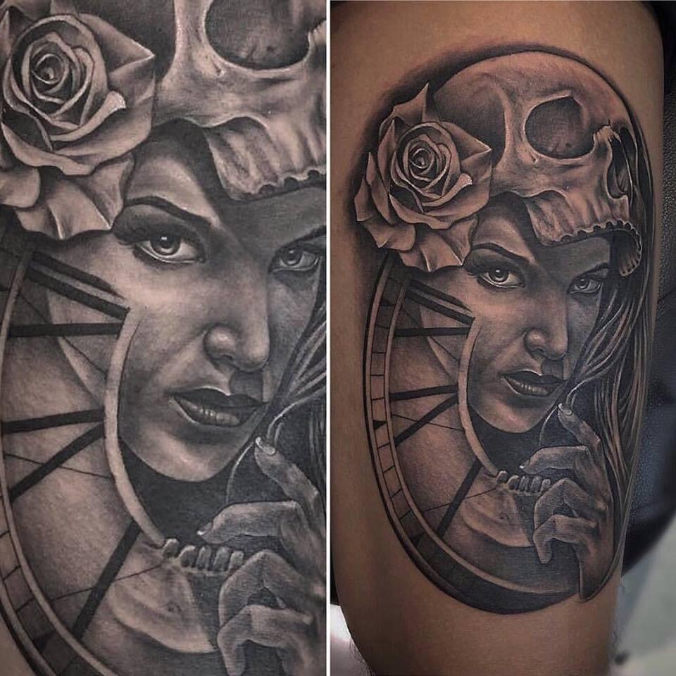 India S Best Tattoo Artists: Goa Tattoo Moksha:Tattoo Life January/February 2018