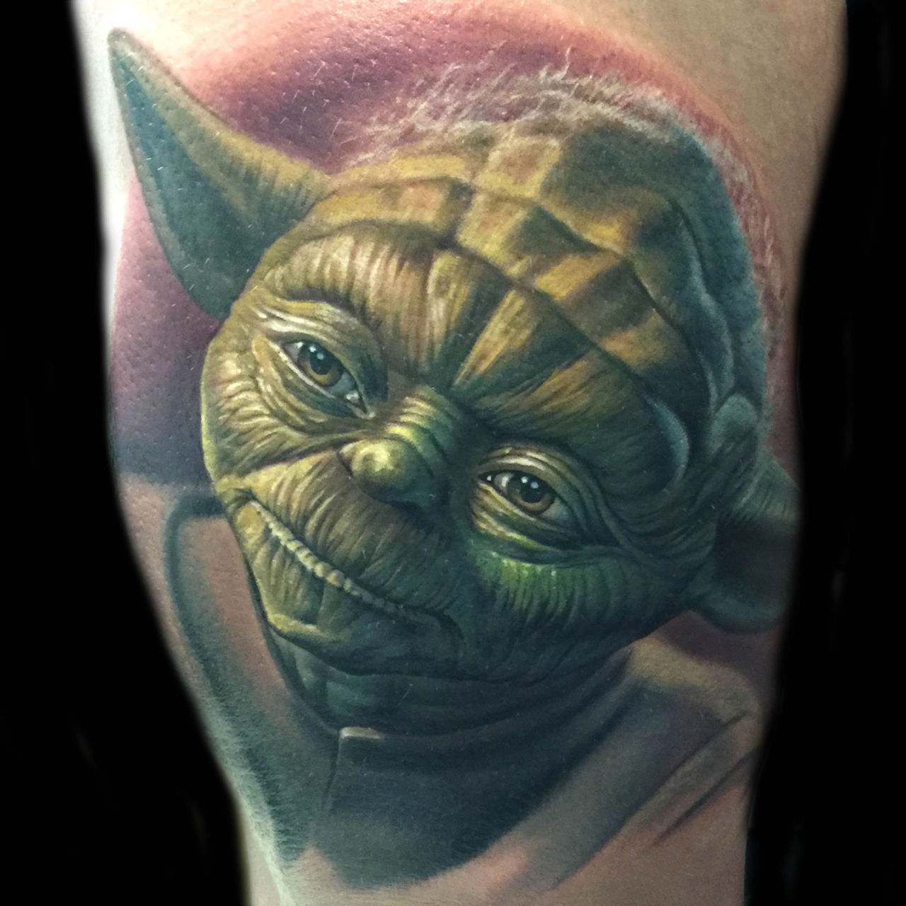 Goa Tattoo Moksha: is he still alive in 'Star Wars The Last Jedi'?