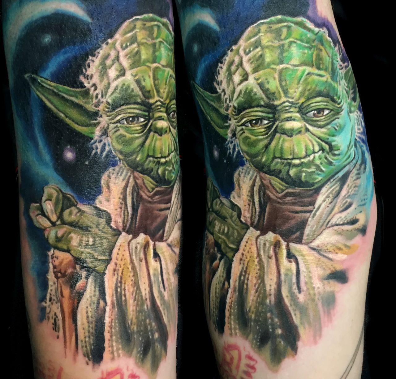 Goa Tattoo Moksha: is he still alive in 'Star Wars The Last Jedi'?