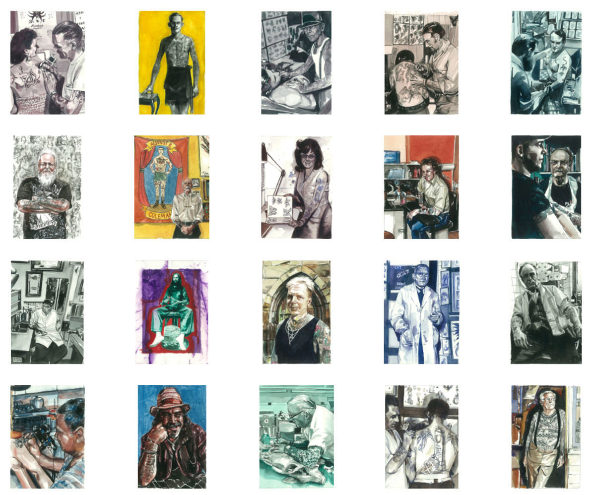Tattooing-A-to-Z-the-Tattoo-Portraits-Collection-MokshaTattoo.