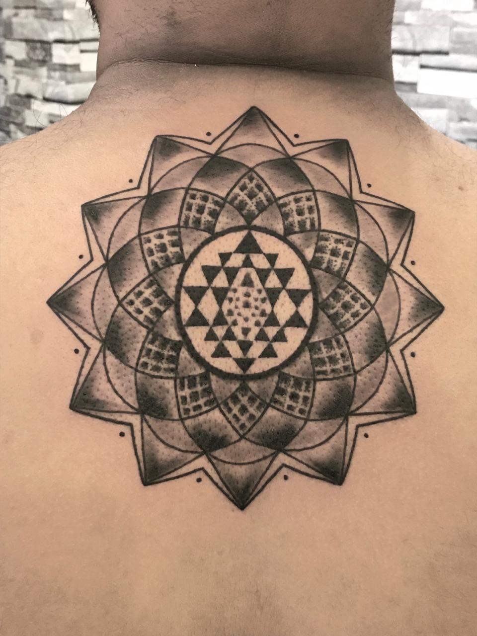 Mukesh Waghela is arguably the best tattoo artist in Goa, and you can find him passionately at work in his tattoo studio,