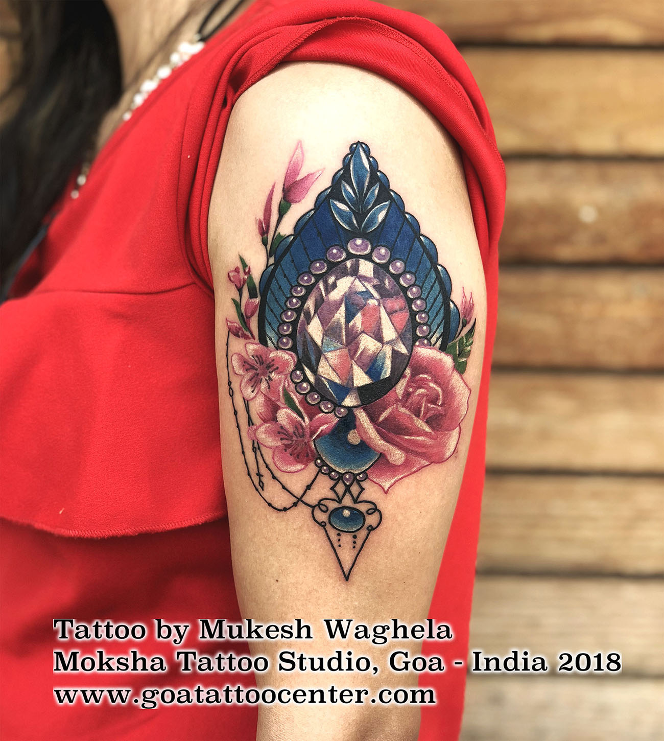 Ornamental-tattoo-mukesh-waghela-moksha-tattoo-studio