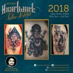 Tattoo lovers out there, We will be in Dehl for Heartwork Tattoo Festival
